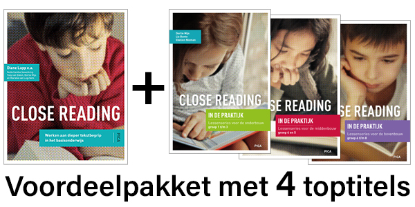 CLose Reading Pakket